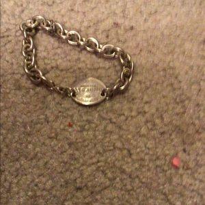 Boutique nstyle tag bracelet